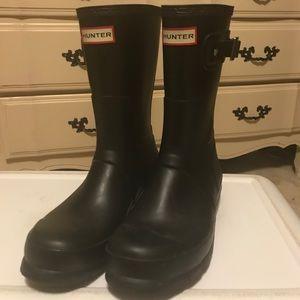 men's hunter rain boots